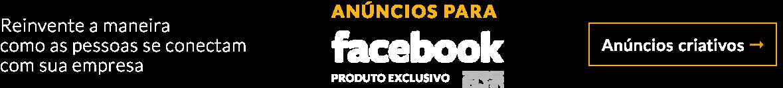 Anúncio para facebook