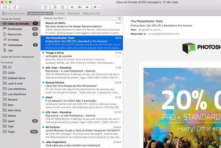 Mac Mail
