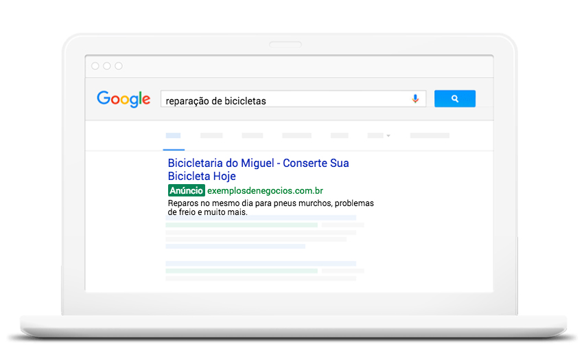 Anuncie no Google hoje mesmo