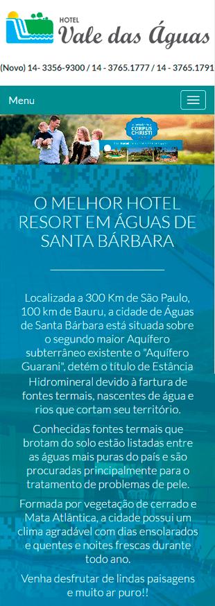 Hotel Vale das Águas